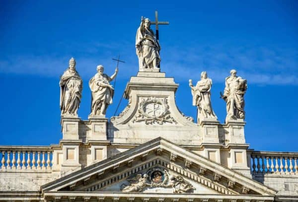 Basilicas of Rome Tour
