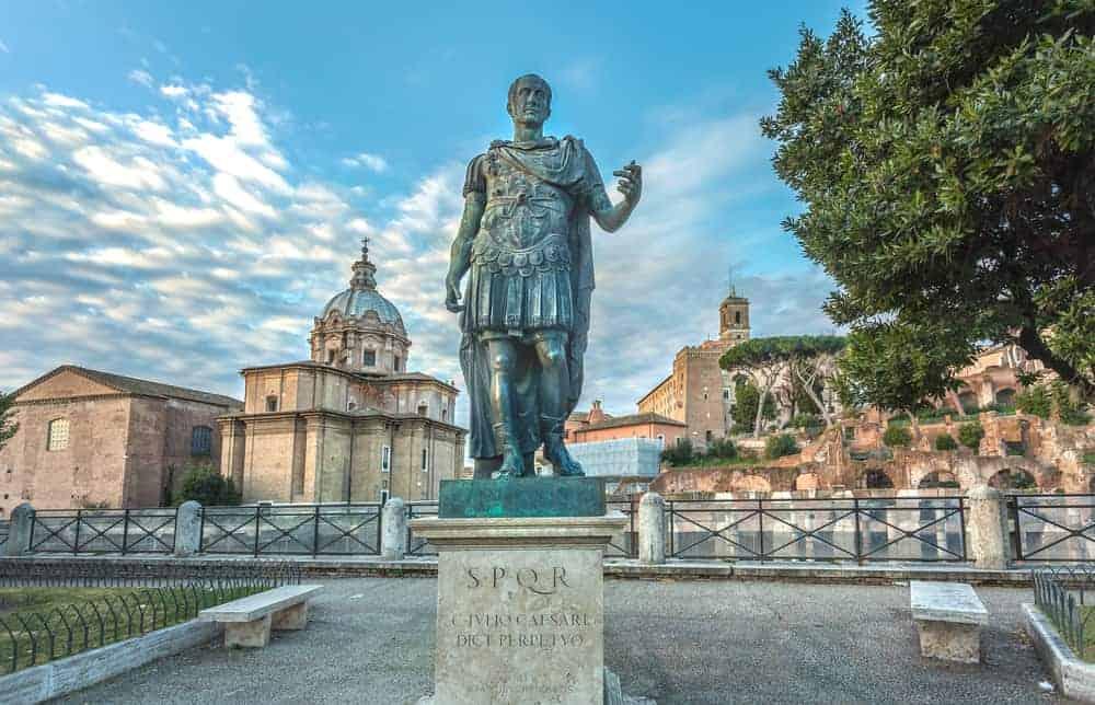 Julius Caesar Tour