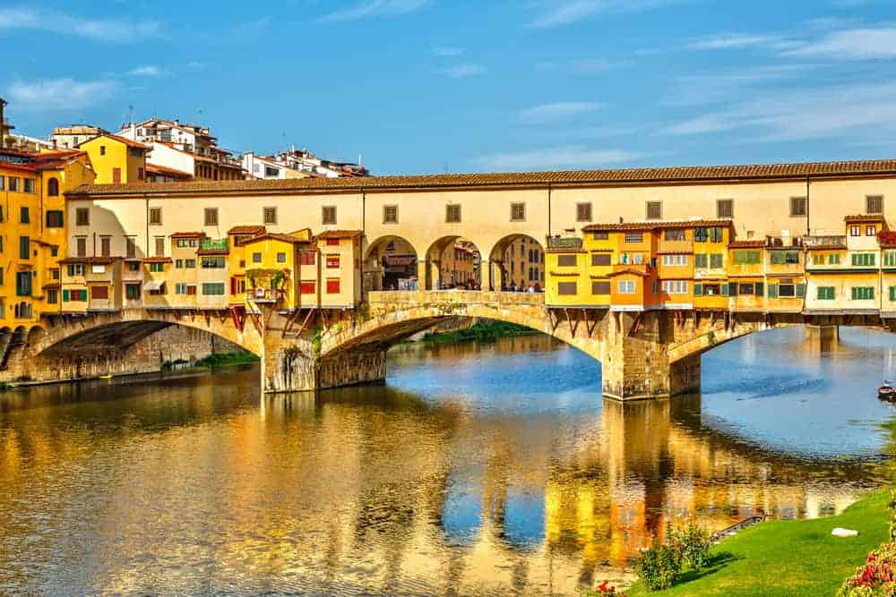 Old Bridge Florence Italy
