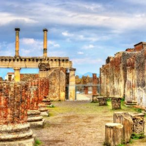 Naples and Pompeii in a Day Tour