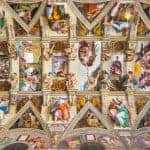 Sistine Chapel Vatican