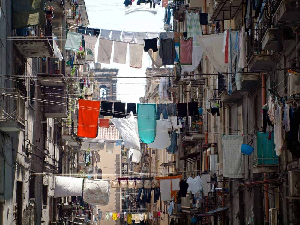 Naples Clothesline