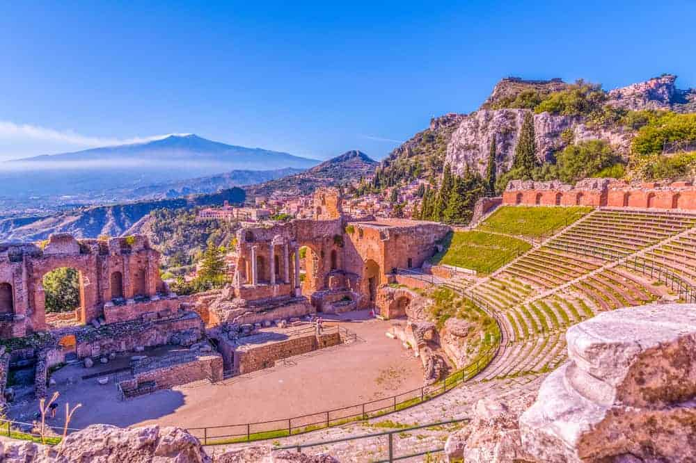 Taormina Greek Theater