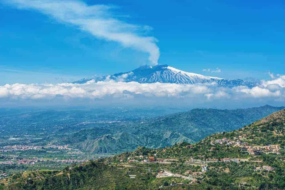 Mt. Etna Vulcano