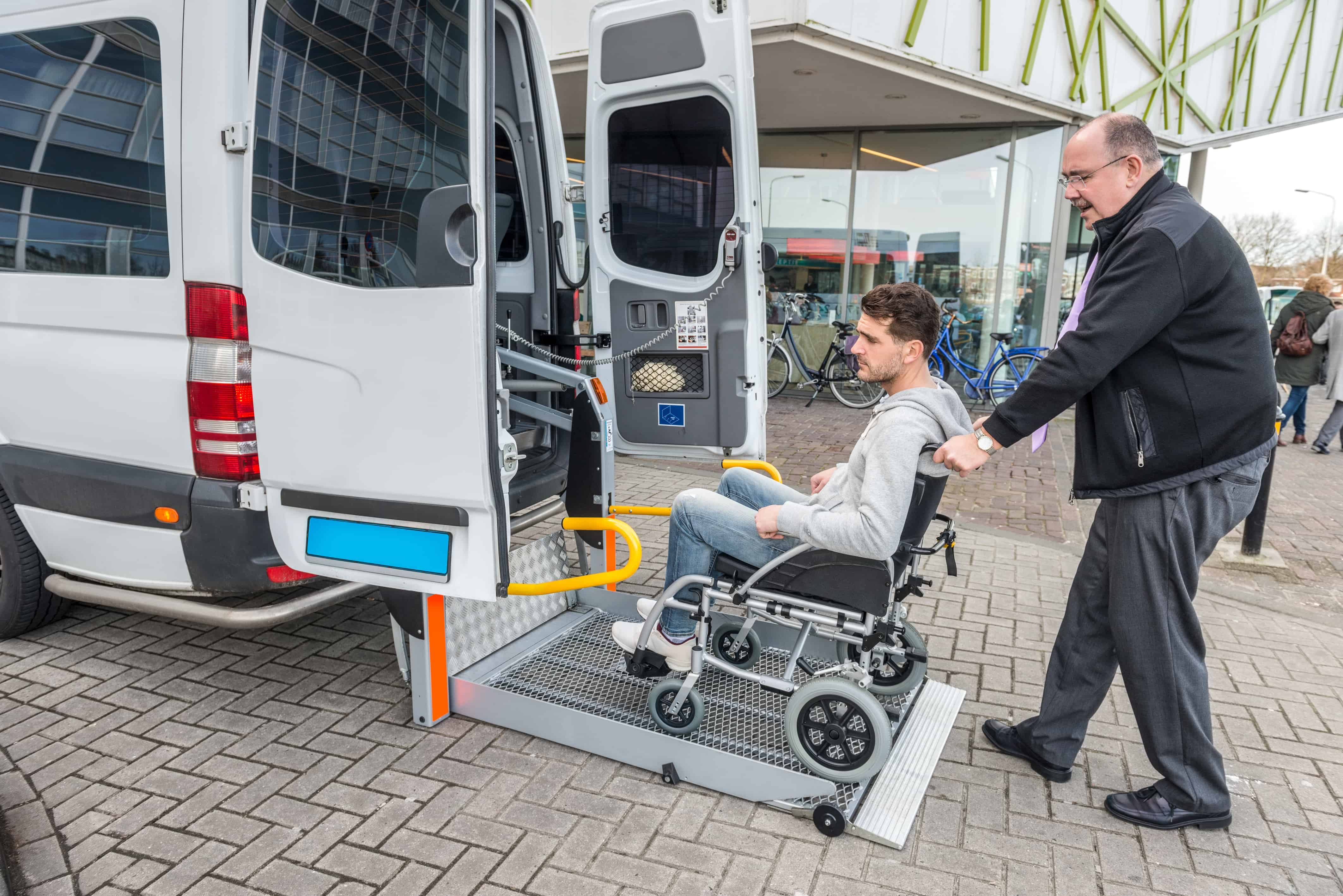 Wheelchair Accessible Vans Italy